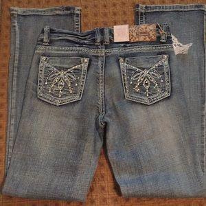 New! Shyanne jeans, size 9/10